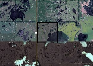 easily accessible grain land
